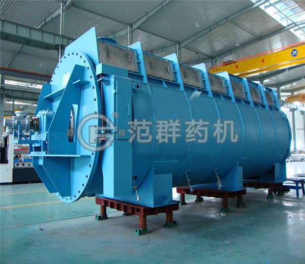 Sludge Drying Horizontal Disc dryer