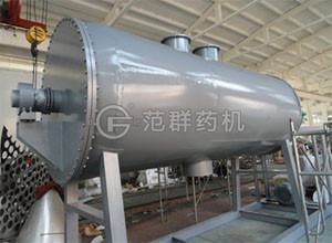 Special Rake type vacuum dryer for sodium acetazolamide